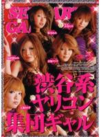 「渋谷系ヤリコン集団ギャル」のパッケージ画像