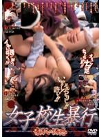 「女子校生暴行 素肌の誘惑」のパッケージ画像