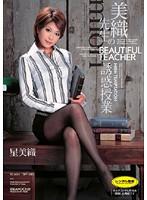 「美織先生の誘惑授業 星美織」のパッケージ画像