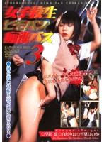 「女子校生ヒモパン痴漢バス 3」のパッケージ画像
