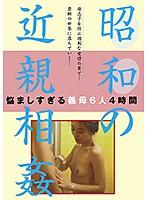 「昭和の近親相姦(NTSU-100)」のパッケージ画像