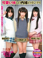 [SMA-751] Secret Relationship With Cute Sisters {HEVC} (308MB MKV x265)