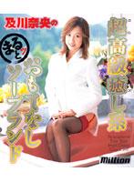 「及川奈央の超高級癒し系まるッとおもてなしソープランド」のパッケージ画像