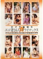 「サクラ秋祭り エロ妻16人のクライマックス」のパッケージ画像