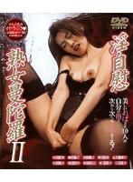 「淫自慰 熟女曼陀羅 2」のパッケージ画像