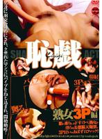 「恥戯 熟女3P編」のパッケージ画像