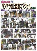 「パンチラ路上盗撮スペシャル VOL.6」のパッケージ画像