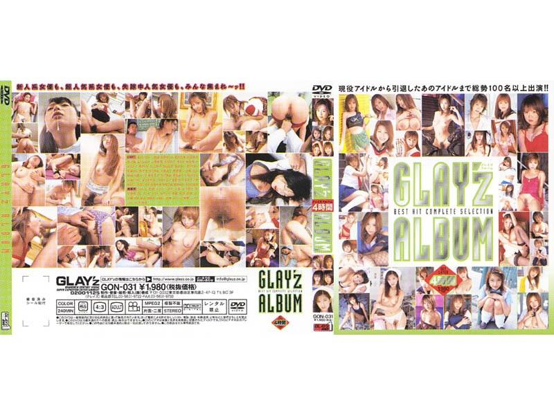 [GON-031] GLAY'z ALBUM 4時間 グレイズ