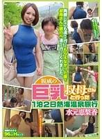 親戚の巨乳叔母さんと行った1泊2日熱海温泉旅行 水元恵梨香 BSY-004画像
