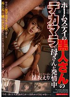 GVG-130 Mother Is Eri Hosaka In Estrus To Dick Black's Homestay