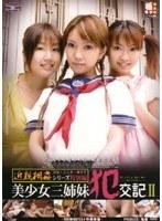 「近親相姦シリーズ特別編 美少女三姉妹犯交記 2」のパッケージ画像