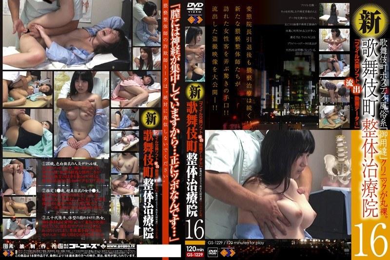 [GS-1229] 新・歌舞伎町整体治療院 16 ゴーゴーズ