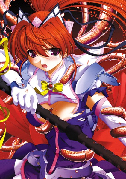 魔法戦士エリクシルナイツ リニューアルパッケージ版(DVDPG)