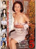 「新高齢熟女図姦5」のパッケージ画像