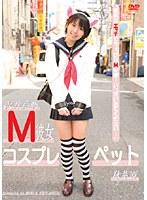 「沢井真帆 M彼女コスプレペット」のパッケージ画像