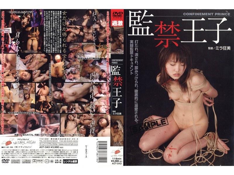 縛り AOT-043 監禁王子 SM  アナル  淫乱、ハード系