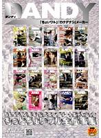 「DANDY2周年 公式コンプリートエディション ちょいワル全仕事集」のパッケージ画像