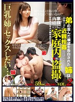 DVDES-801 - You Want To Sister And Sex Of Busty... Sister That Has Been Confessed Desire Distorted Brother Accept The Incest At The End Of The Conflict! Family To The Voyeur In The Home Of Secret AV The Affection Production Company Full Backup! Vol. 2