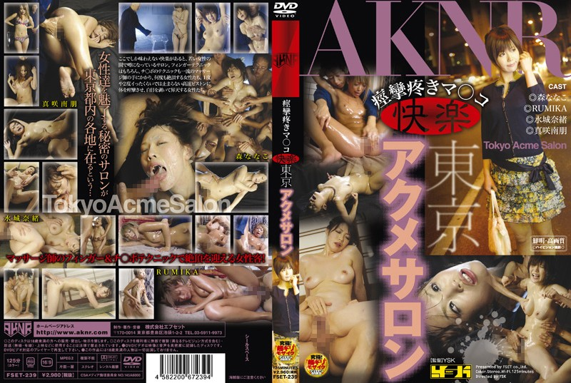 Akinori - FSET-239 Acme Salon Tokyo Pleasure - 2010