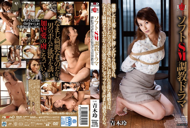 1hbad290pl HBAD 290 Rei Aoki   Soft SM Training Drama   She Divorced and Moved Back In With Her Parents, But When Her Ex Husband Intruded and Ravished Her, She Who Was Caring For Her Injured Father Decided That Since He's Still Good Looking She'll Let Him Train Her and Fill Her Hole Up With Lust