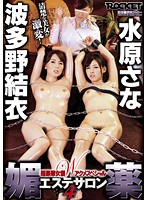 RCT-659 - Aphrodisiac Beauty Salon 4 Ultra-luxurious Actress W Acme Special Yui Hatano Suwon Sana
