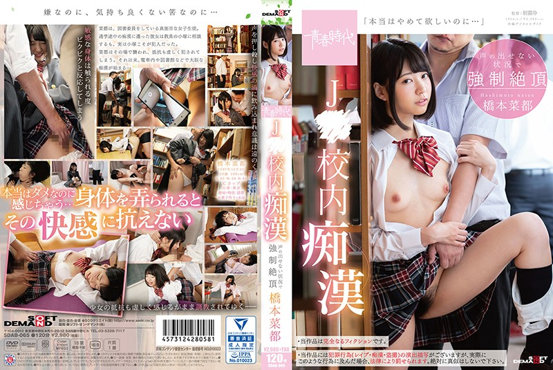sdab-065j-compulsive-inside-school-forcibly-under-circumstances-where-it-can-not-make-voices-hashimoto-natsumoto