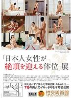 「日本人女性が絶頂を迎える体位」展 性交美術館 SDDE-407画像