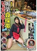 媚薬貞操帯×ビッグバンローター Vol.3 星奈あい 職業:AV女優 SVDVD-639画像