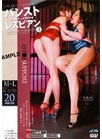 「パンストレズビアン 3」のパッケージ画像