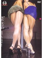 「LEG SEX II 姫咲しゅり ゆりあ 眞雪ゆん 江口美貴」のパッケージ画像