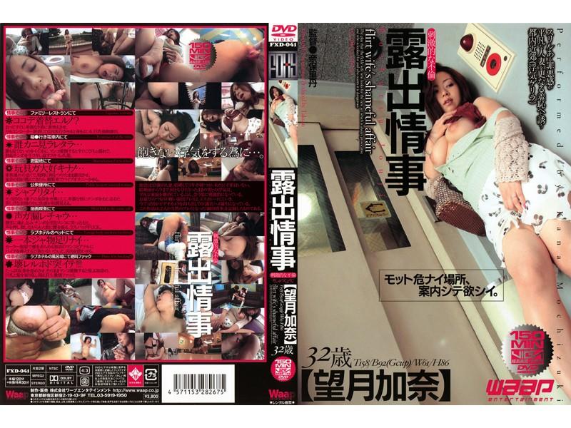 [FXD-041] Eカップ劣情マダム秘密の少年飼育 ワープエンタテインメント