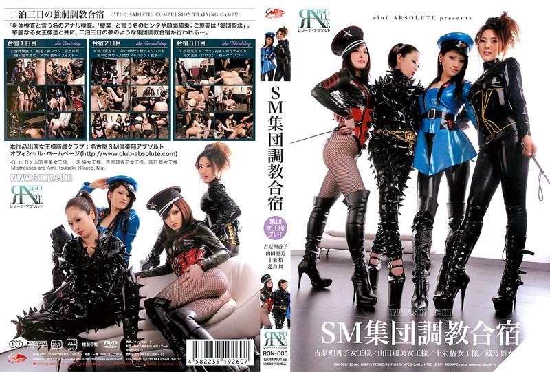 SM集団調教合宿 (DOD)