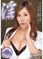 【DMM限定】淫ボイス6 北川エリカ パンティと生写真付き