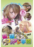 「萌え萌えコスプレ学園 大阪日本橋校 Vol.2」のパッケージ画像