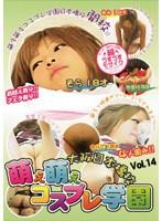 「萌え萌えコスプレ学園 大阪日本橋校 Vol.14」のパッケージ画像