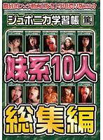 「ジュポニカ学習帳 妹系10人 総集編」のパッケージ画像
