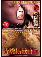 「毒糞憤歓喜 3〜ドク・フンフン・カンキ 3〜」のパッケージ画像