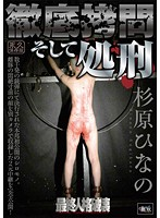 「最終人格破壊 徹底拷問そして処刑 杉原ひなの」のパッケージ画像