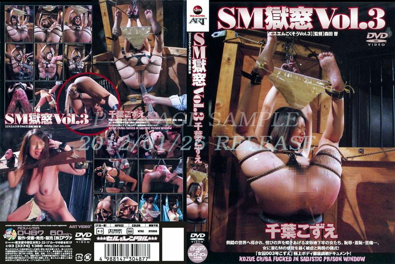 SM獄窓 Vol.3 千葉こずえ
