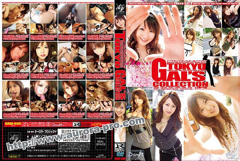 [RAGI-036] TOKYO GAL'S COLLECTION RAGI 清原りょう