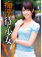 DV-1570 - Molester Waiting Girl M Beauty