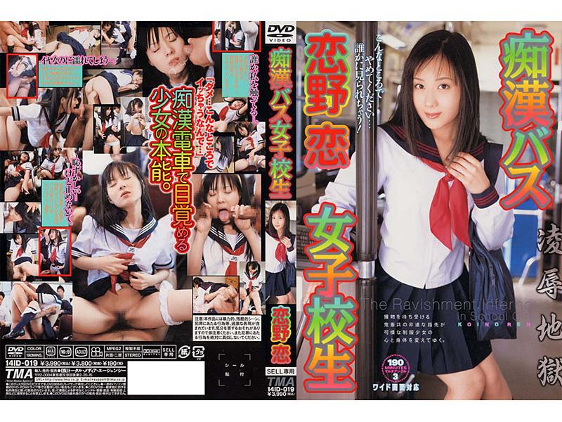 痴漢10人隊 VOL.4・5・6 スペシャルパッケージ