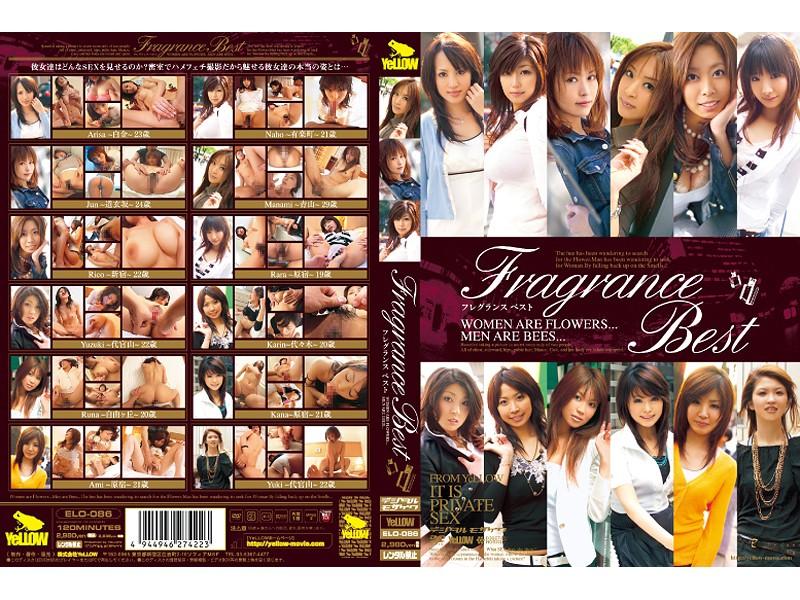 [ELO-086] Fragrance Best イエロー Naho Manami Rara Rico