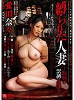 【アウトレット】縛られた人妻 〜恥辱の緊縛品評会〜 愛田奈々