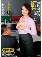 SMS-022 Office Lady Dawning Of Maternity Leave During The Estrous Natsumi Konishi-164907