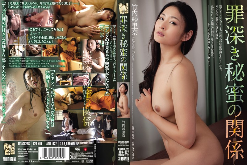adn027pl ADN 027 Sarina Takeuchi   Sinful Secret Sexual Relations