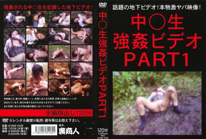 [AVM-2006] 中○生強姦ビデオ PART1 AVM 日本成人片库-第1张