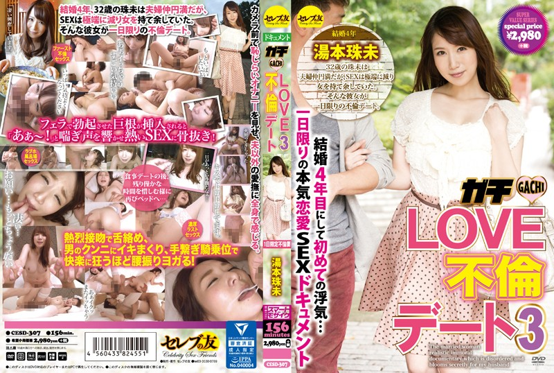 CESD-307 A Serious Date With Adultery 3 Tamami Yumoto