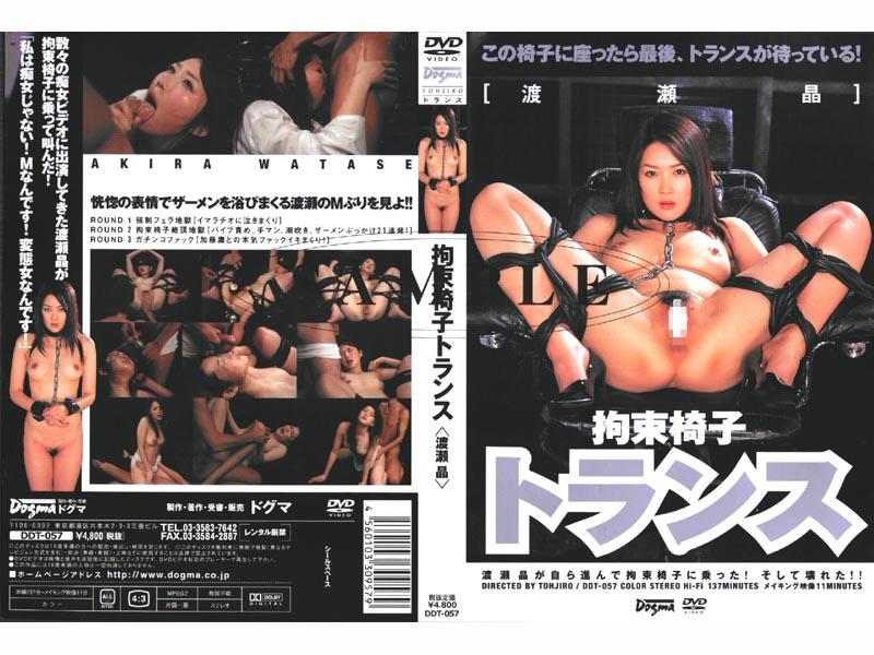 Dogma - DDT-057 Akira Watase Transformer Restraint Chair - 2003