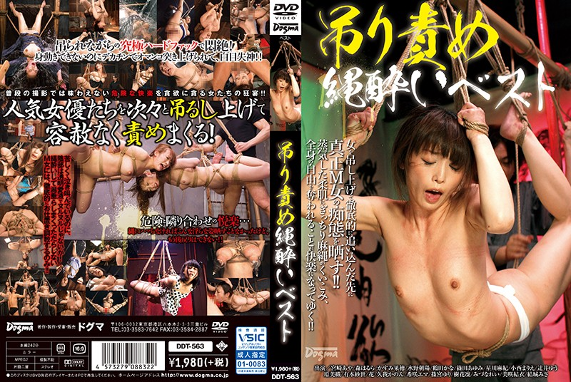 CENSORED DDT-563 吊り責め縄酔いベスト, AV Censored